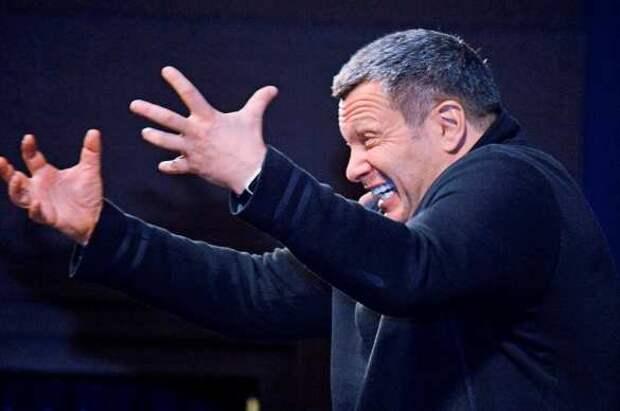 Смотрят Соловьёва и Малахова: Западная Украина подсела нароссийское ТВ | Русская весна