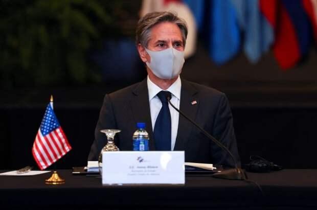 Блинкен: США выделят Афганистану помощь на сумму 266 млн долларов