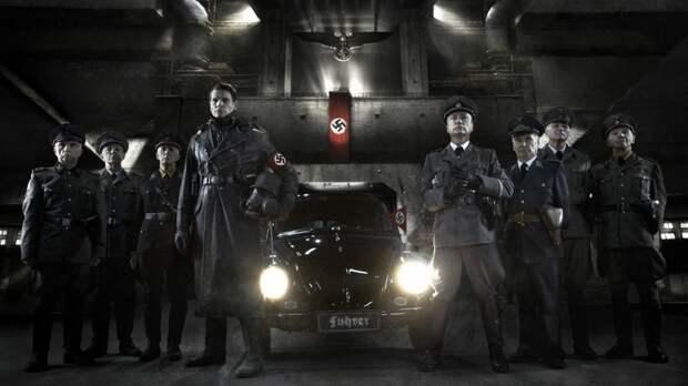 «Железное небо»: Немцы, девушка и звездолет