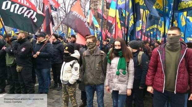 Военный Донбасса заявил, что националисты задумали новую революцию на Украине
