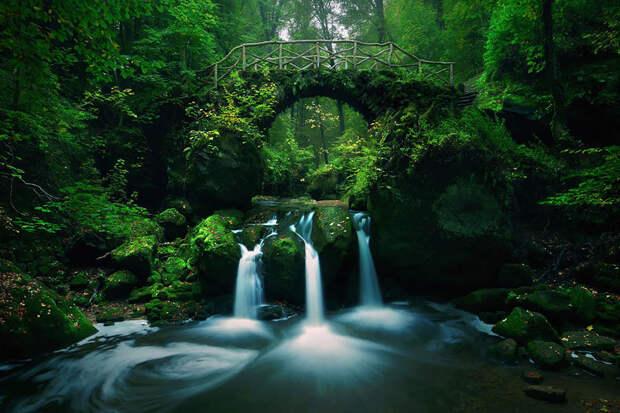 Сказочно красивые мосты из реальной жизни