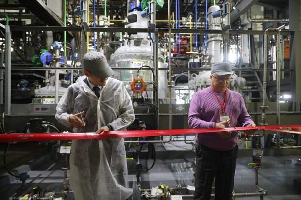 Заводной механизм: поддержка предприятий помогает открывать новые импортозамещающие производства в регионе