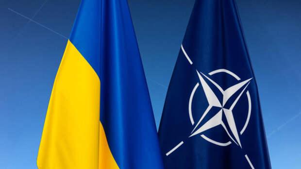 """Украина надеется стать """"восточной границей демократии"""" НАТО"""