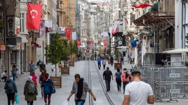 Турция ослабляет локдаун. Когда полное снятие ограничений из-за COVID-19?