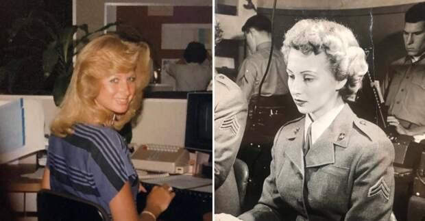 15 альбомных фото мам и бабушек, показывающих, как очаровательны были женщины того времени