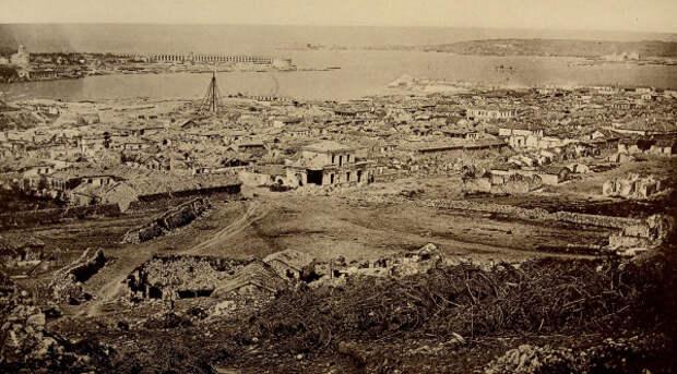 севастополь 1855 год