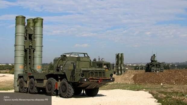 """С-400 """"Триумф"""" и """"Панцирь-С"""" подтвердили боеспособность в ходе проверки внезапной """"атакой"""""""