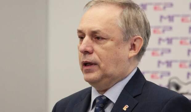 Юрий Тетянников: «Омск находится втисках бюджетного финансирования»
