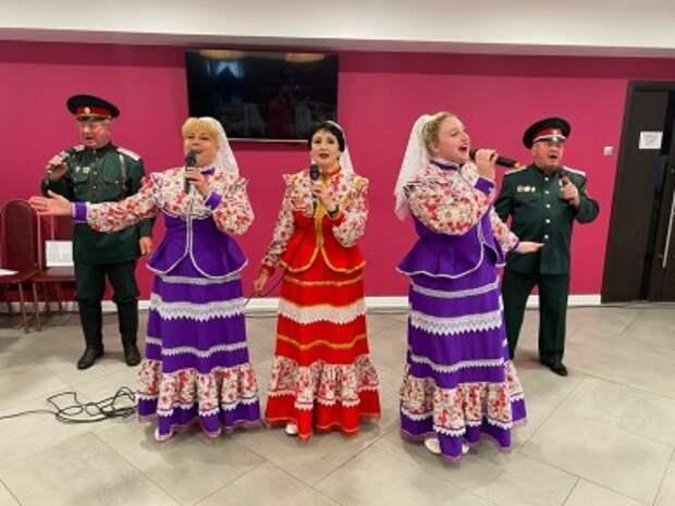 УК ´Центр досуга и творчества г.Бобруйска´ поздравил женщин города с Днём Матери.