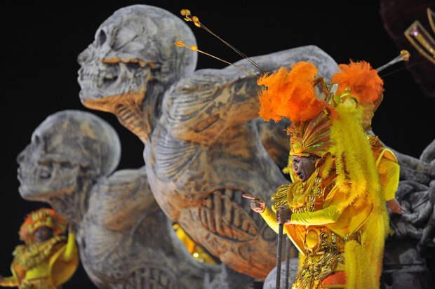 Бразильские карнавалы 2013
