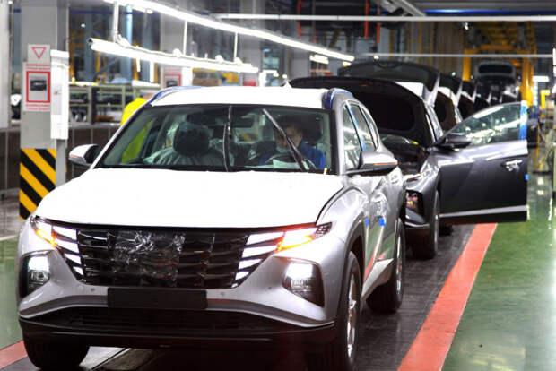 Автотор начал выпуск кроссоверов Hyundai Tucson нового поколения