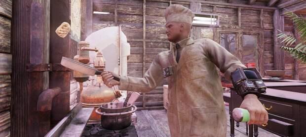 Фанаты Fallout 76 провели в игре кулинарный конкурс