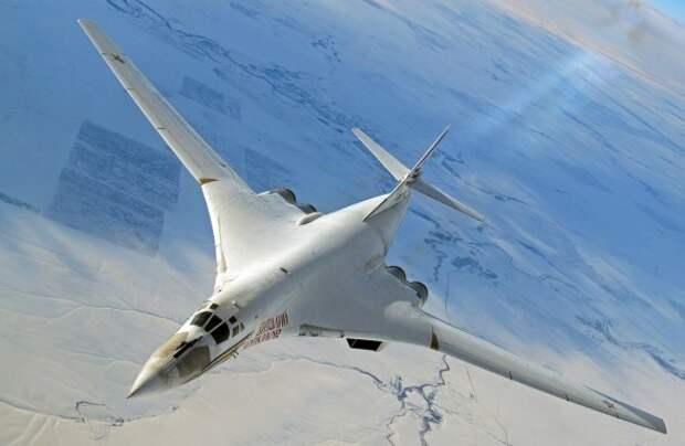 Шедевр с изменяемой стреловидностью: три секрета Ту-160