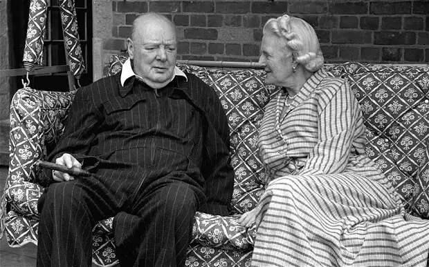 Уинстон Черчилль и Клементина Хозьер: тайна кошечки Клем