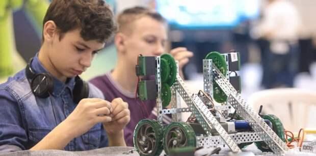 Сергунина: В Москве пройдет региональный чемпионат First Russia Robotics Championship. Фото: mos.ru
