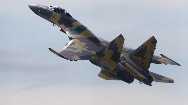В Таллине заявили о несогласованном заходе Су-35 в воздушное пространство Эстонии