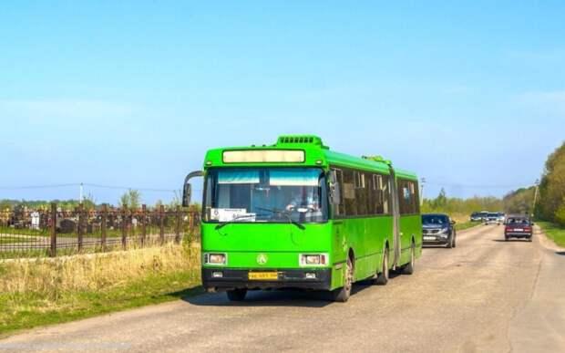 На «Красную горку» в Рязани пустят дополнительный транспорт до кладбищ