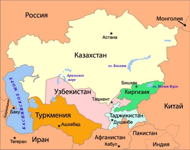 Когда Центральная Азия запылает. Алармисты бьют в барабаны…