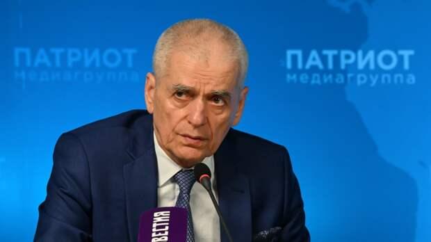 Онищенко рассказал, как комфортнее перенести аномальную жару