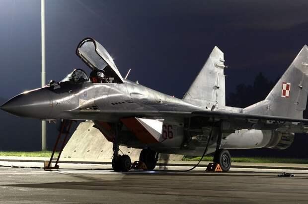 Польша купила 23 МиГ-29 за один евро и очень пожалела об этом