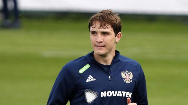 В сборной России надеются, что Фернандес сможет продолжить играть на Евро-2020