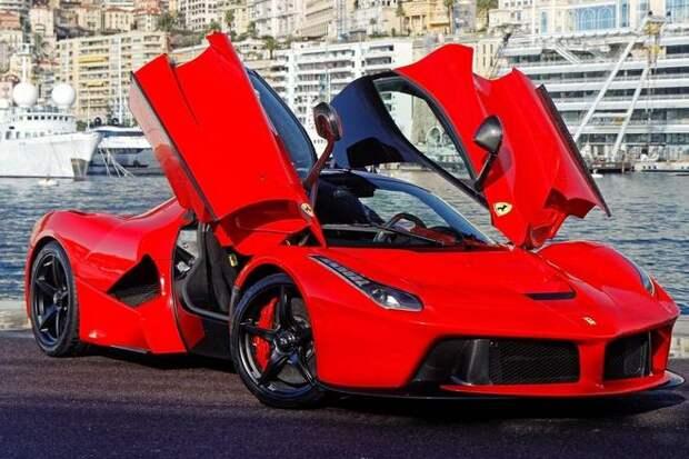купить Ferrari