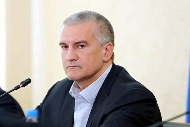 Стало известно, сколько зарабатывает глава Крыма Сергей Аксенов