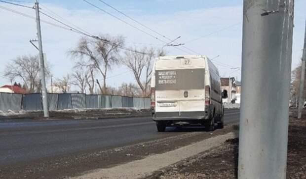 Полиция организовала проверку по факту нападения водителя маршрутки на девушку