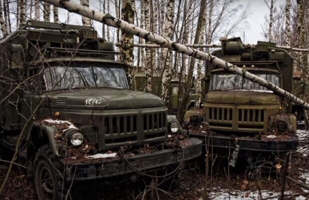 Свалка военной техники: поисковики исследовали место консервации