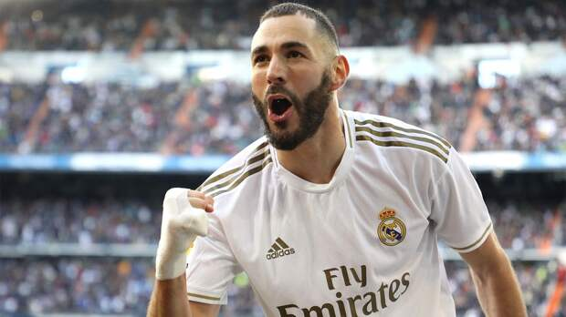 Дубль Бензема помог «Реалу» разгромить «Кадис»