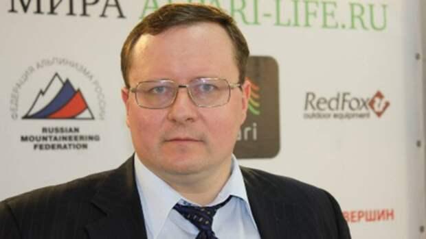 Руководитель ИАЦ «Альпари»Александр Разуваев.