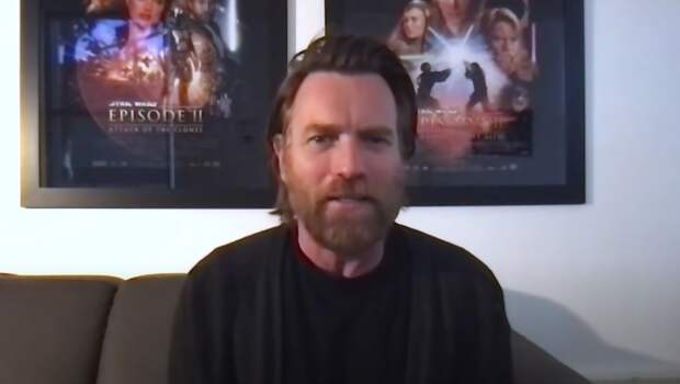 Юэн МакГрегор показал, каким будет Оби-Ван Кеноби в сериале