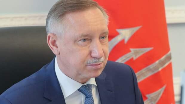 Беглов рассказал о концепции научно-технологического развития Петербурга