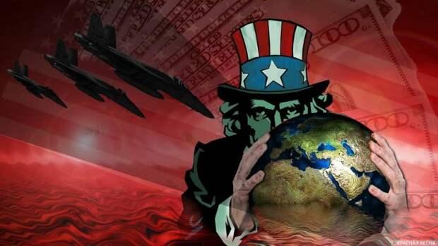 Вы в России плохие, потому что не любите прекрасные Штаты Америки!