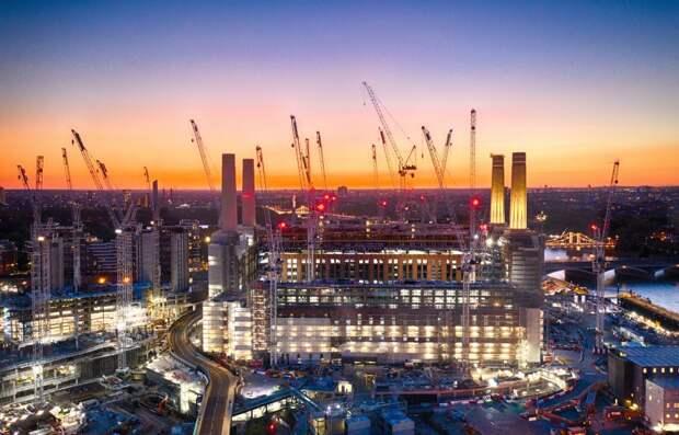 Завораживающие фотографии Великобритании с высоты птичьего полета от Криса Гормана