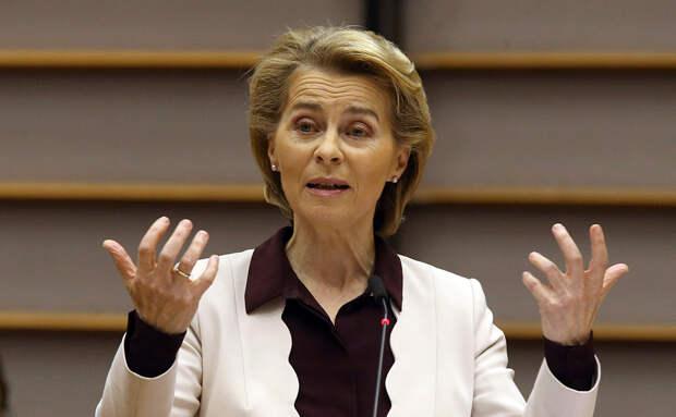 Еврокомиссия увидела риски закрытия предприятий в ЕС из-за роста цен на энергию