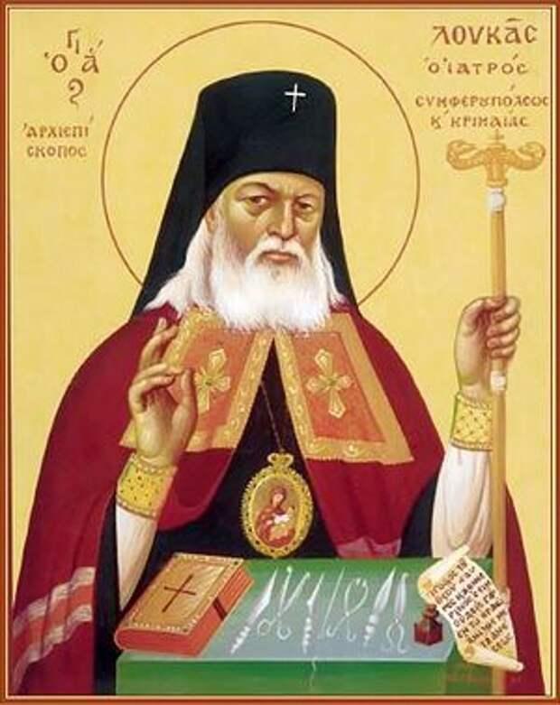 Выросшие пальцы Назара и другие чудеса святого Луки
