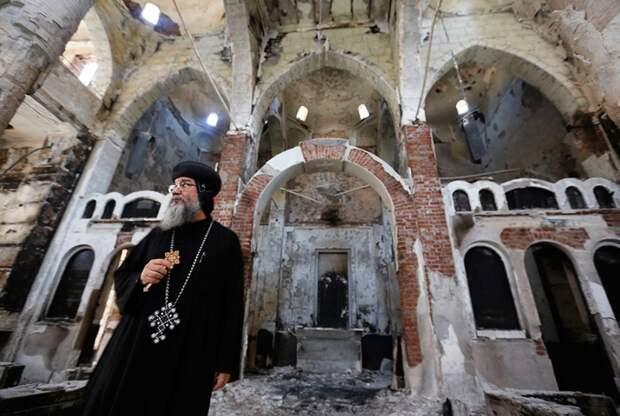 Россия предотвратила геноцид христиан Ближнего Востока