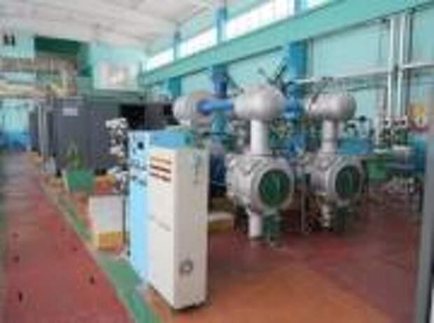 Мозырский НПЗ меняет оборудование центральной воздушной компрессорной