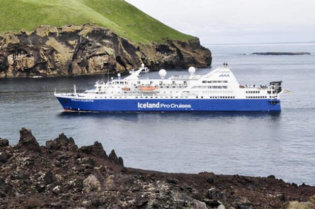 Исландия первой в мире полностью запретит сернистое судовое топливо
