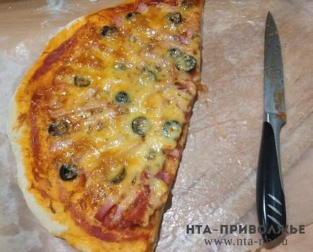 Десятки нижегородцев стали жертвами лже-сайтов доставки пиццы