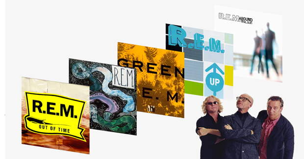 Гид по альбомам R.E.M.