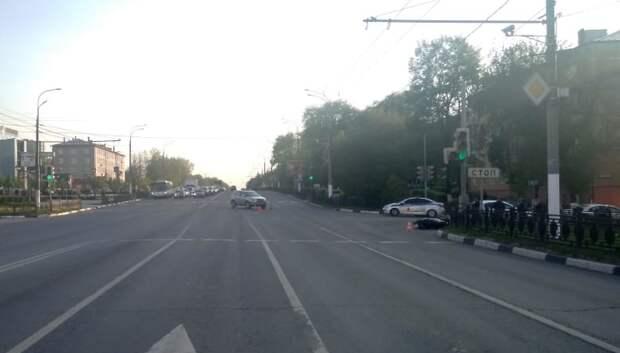 В Подольске разыскивают очевидцев ДТП, в ходе которого пострадал ребенок