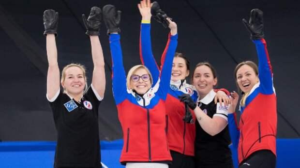 Женская сборная РФ завоевала серебро на чемпионате мира по керлингу в Канаде