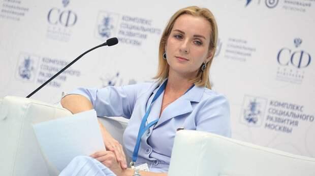 Путин назначил сенатора Львову-Белову на пост детского омбудсмена