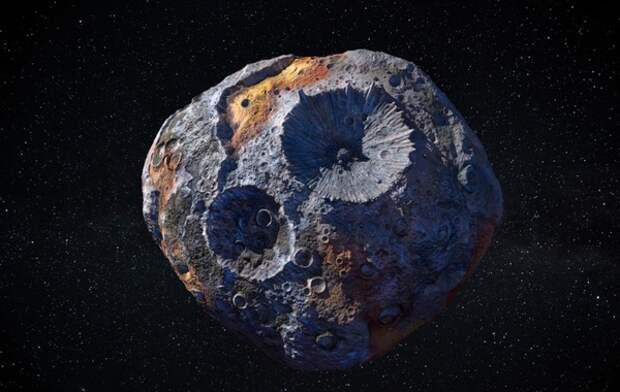 """Ученые назвали """"грудой мусора"""" астероид стоимостью в тысячи раз большей мировой экономики"""
