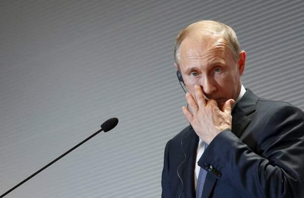 Сталин умел, а Путин не может.  Как то так