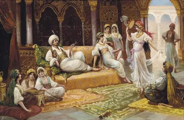 Секс, султан и скандалы: как утехи сгубили Ибрагима I и почему его прозвали «Безумным»