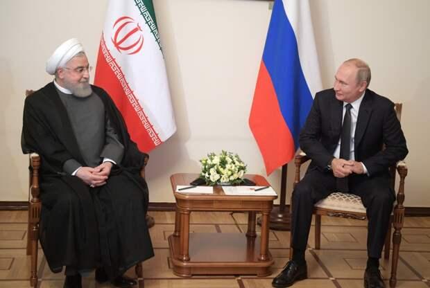 Российско-иранское партнёрство: вечный медовый месяц