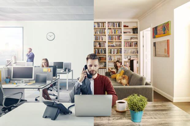 Как перейти на удаленную работу в 2021 году